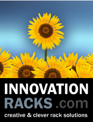 innovationracks.com - creative and clever rack solutions.
